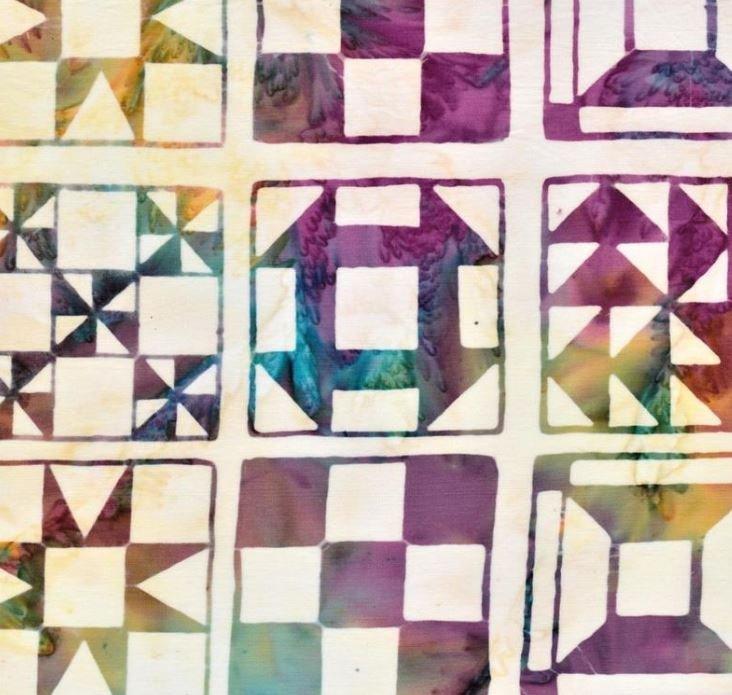 American Quilt by Batik Textiles (5201)
