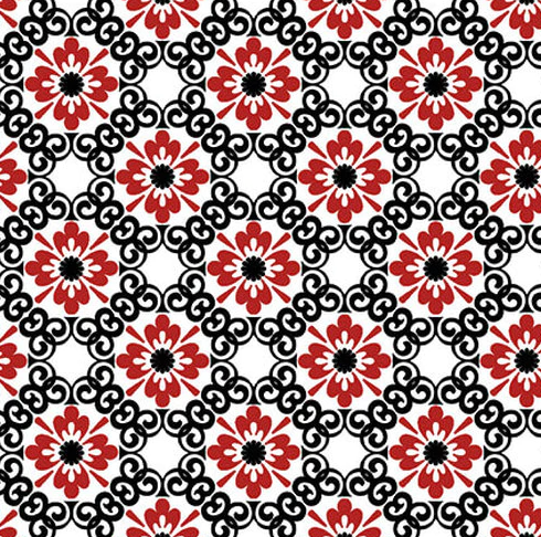 Moroccan Red by Henry Glass & Co. (9283-89)