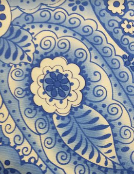 Belaire by Blank Quilting (BTR6747-BLUE)