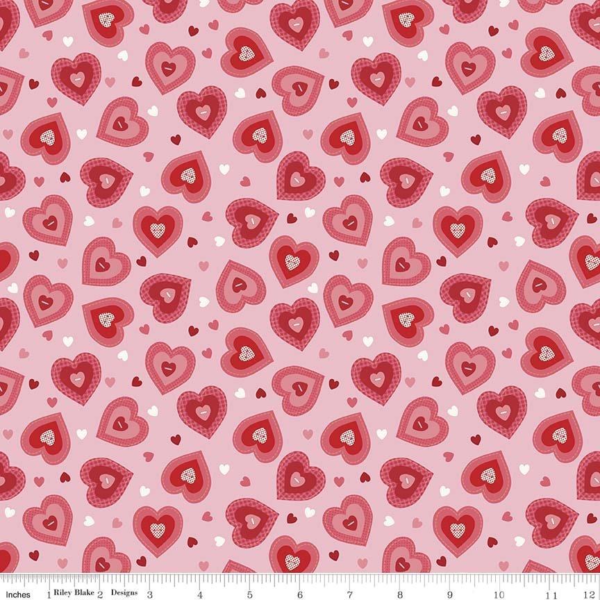 Kewpie Heart Pink