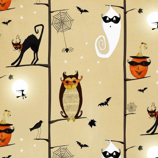 Cheeky Wee Pumpkins by Studio E (3272-44)