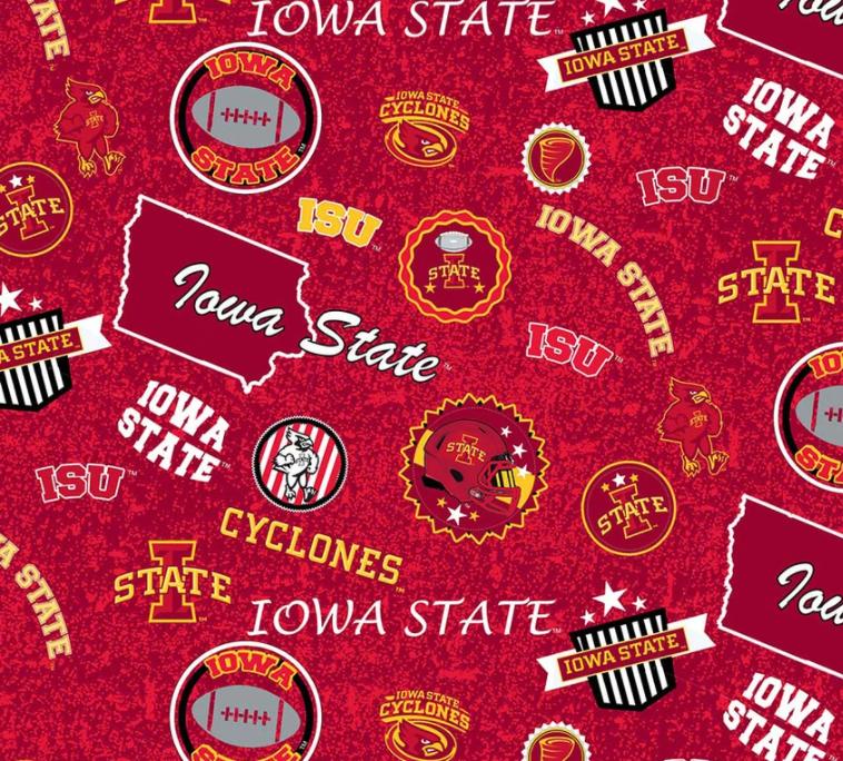 Iowa State by Sykel Enterprises (ISU-1208)