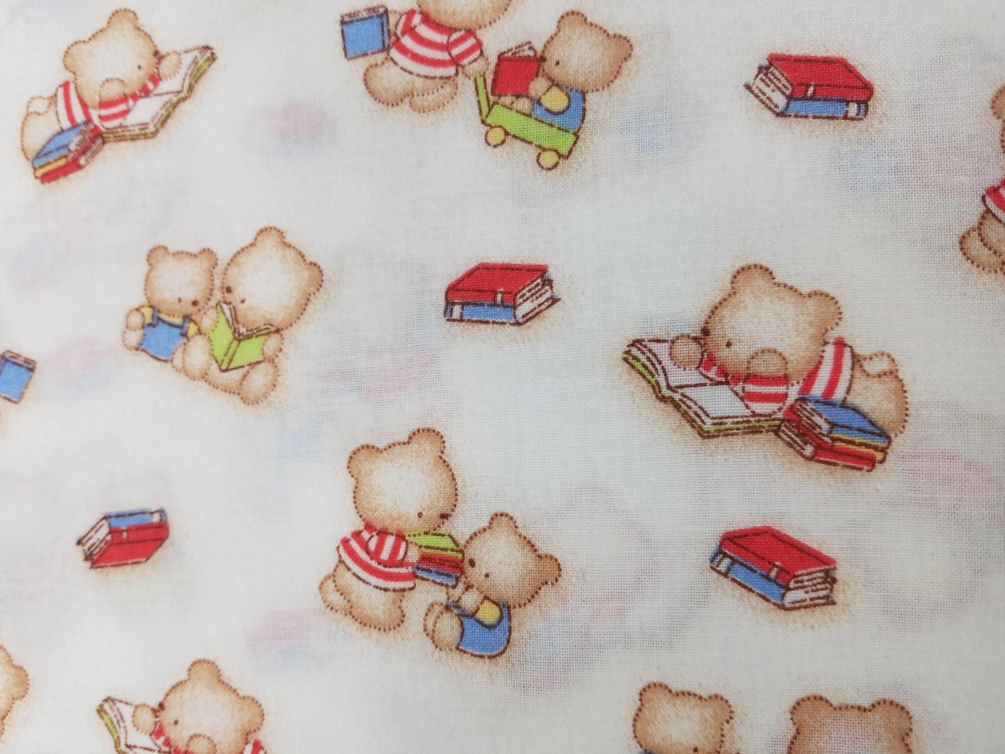 Bear-Books Multi by Troy Corporation (46588-MULTI)
