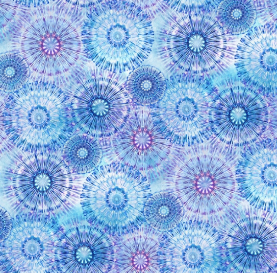 Bohemian Blends by Hoffman Fabrics (S4754-120-HYACINTH)