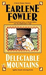 Delectable Mountain a novel by Earlene Fowler