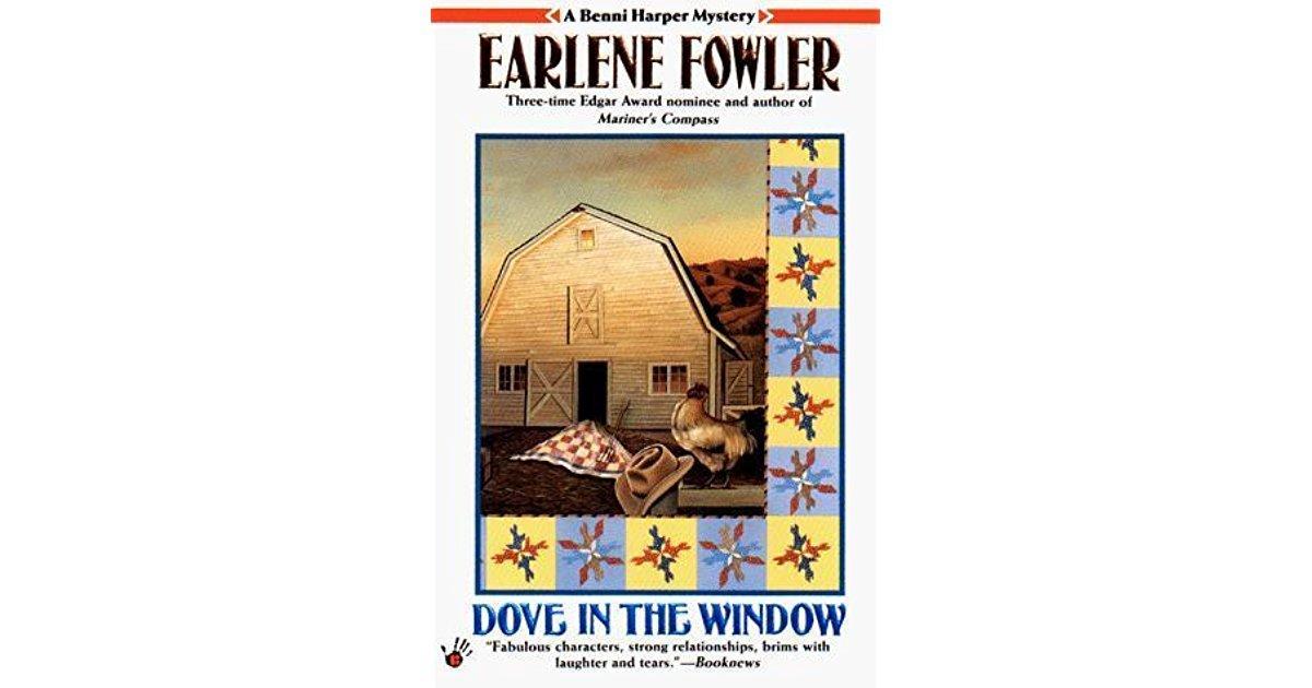 Dove in the Window a novel by Earlene Fowler