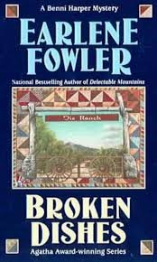 Broken Dishes a novel by Earlene Fowler