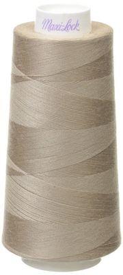 Maxi Lock Serger Thread-Beige