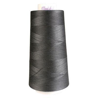 Maxi Lock Serger Thread-Dk Grey