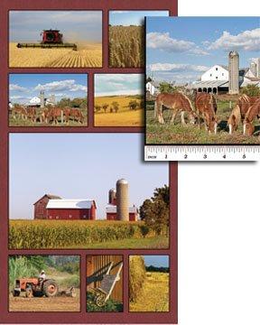 On The Farm Panel Benartex/American Spirit 01351 99