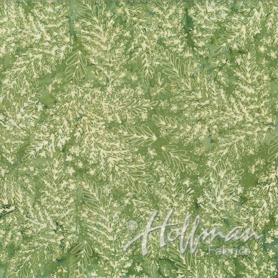 Hoffman Bali Q2147-178 leaf
