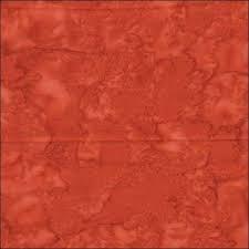 Benartex Bali Sundrenched 7088-10  Color Wash Poppy