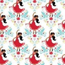 Camelot Disney Elena of Avelor Dance White