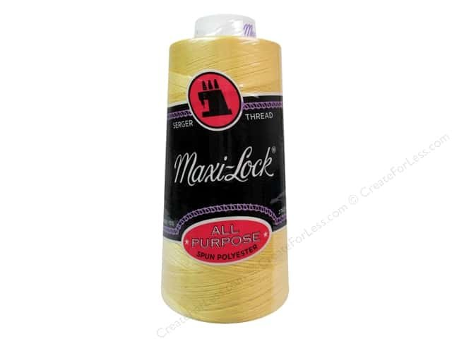 Maxi Lock Serger Thread-Leghorn