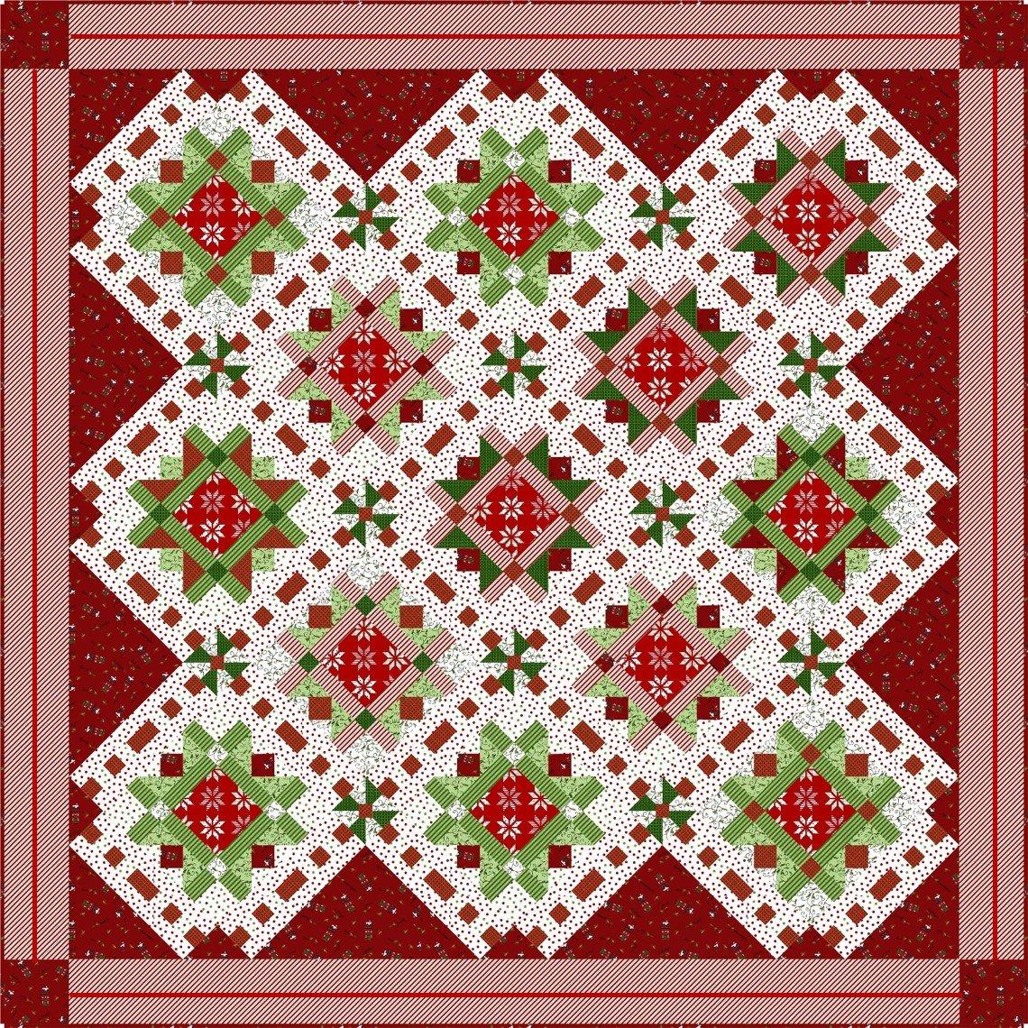 Christmas Ribbons Kit