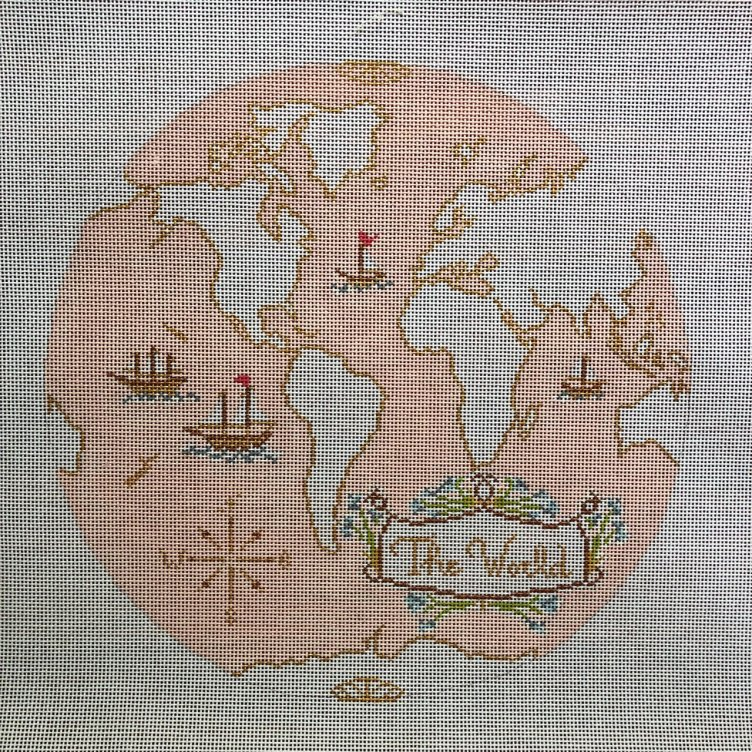 Plum Stitchery Atlas