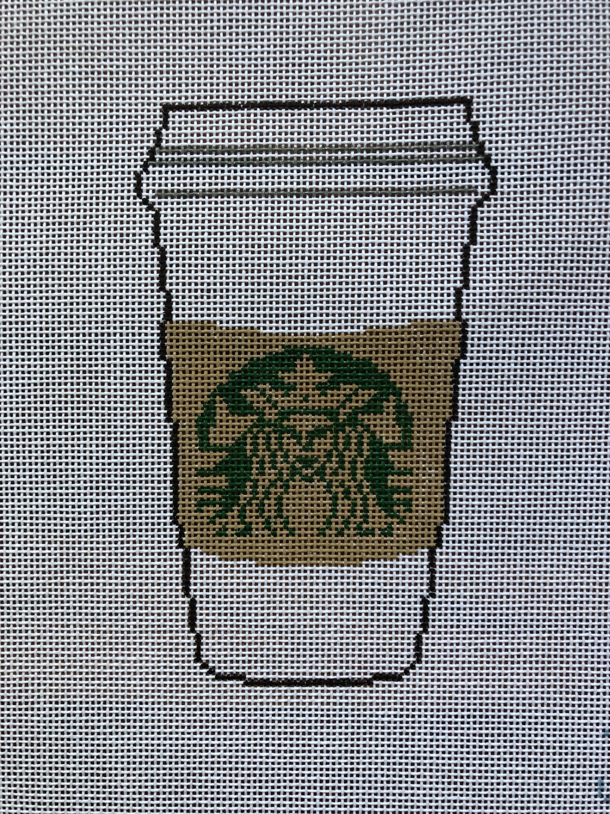 Starbucks Cup by Jessica Tongel