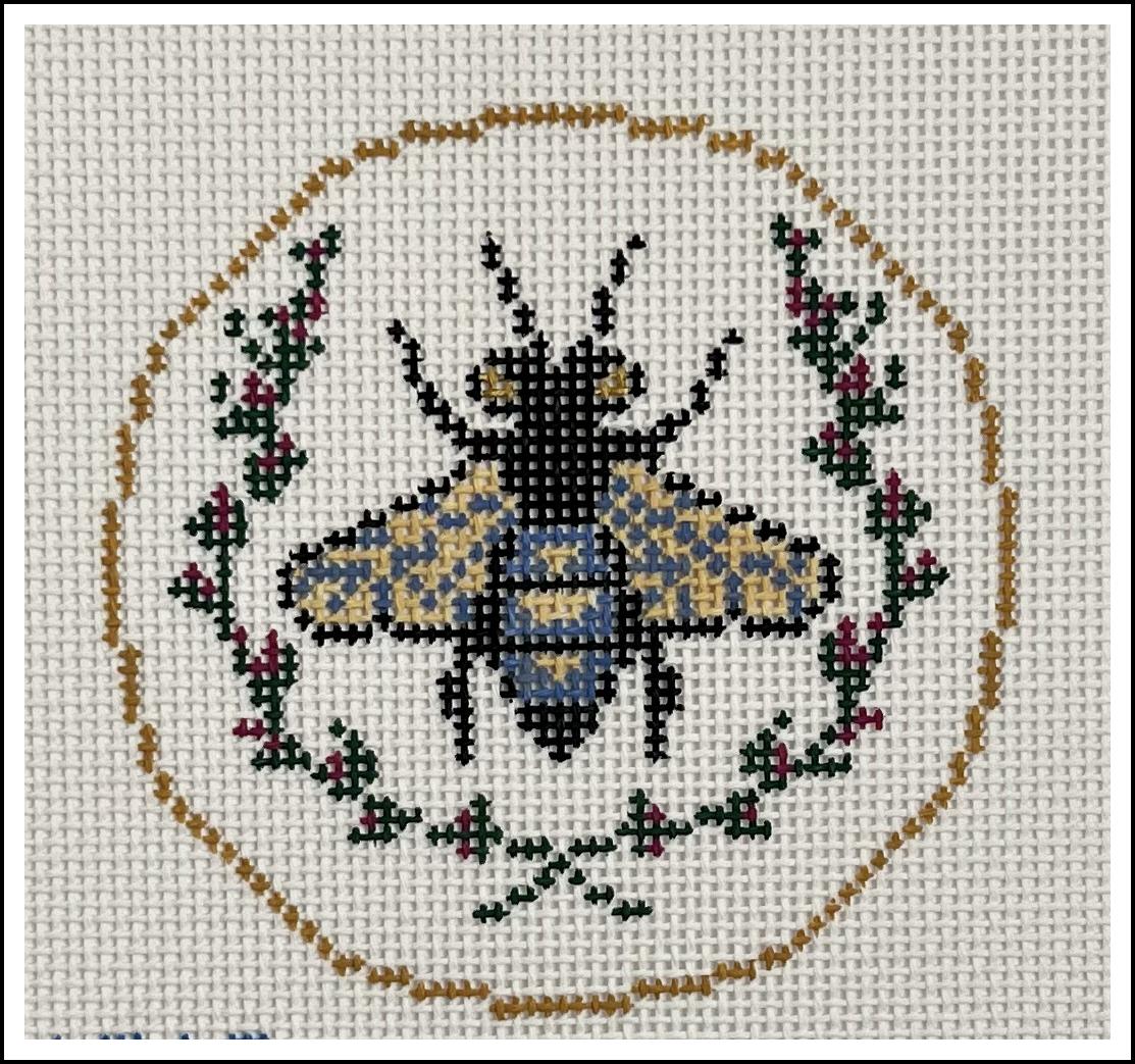 Anne Fisher Bee Found