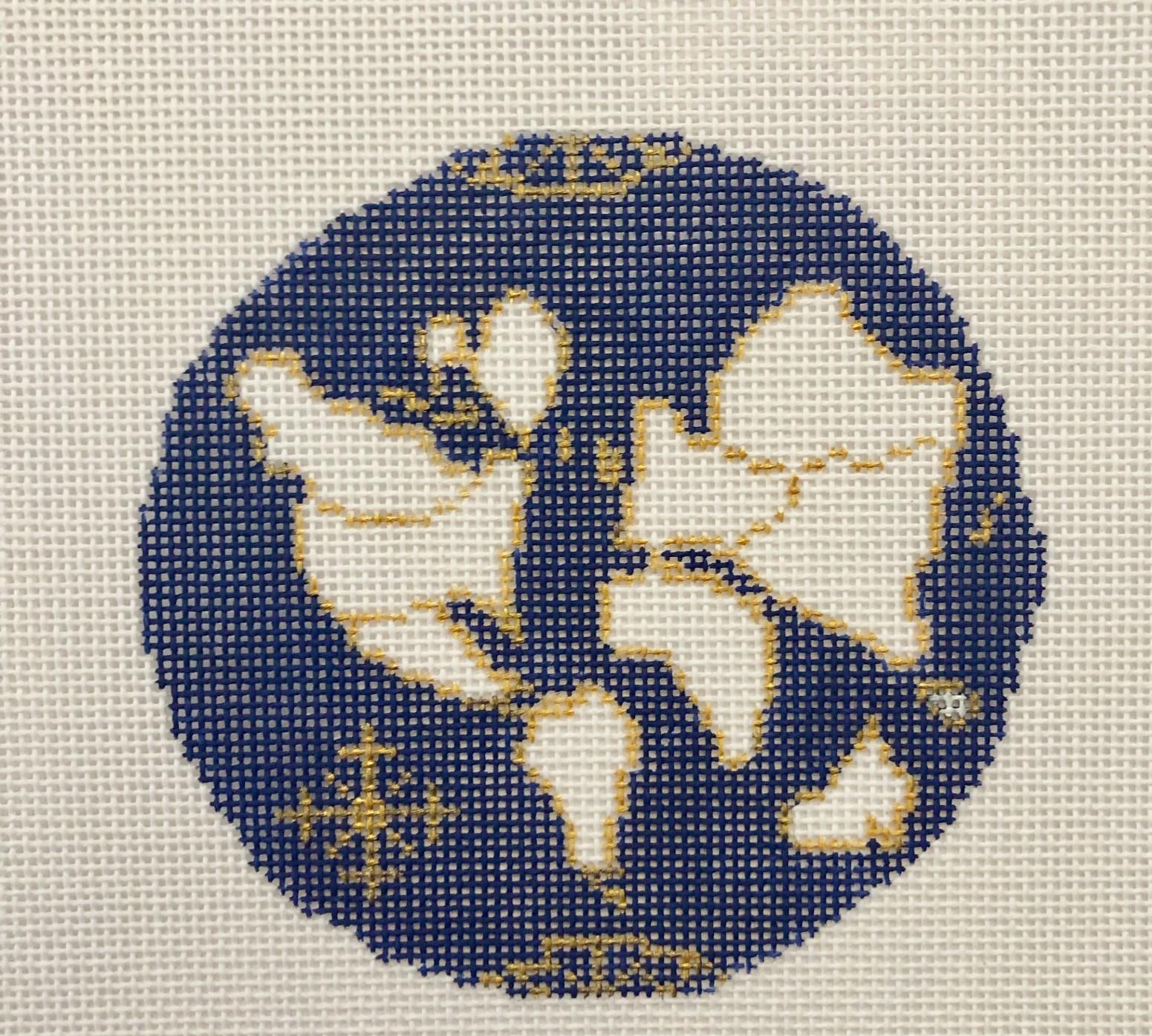 Plum Stitchery Atlas Round
