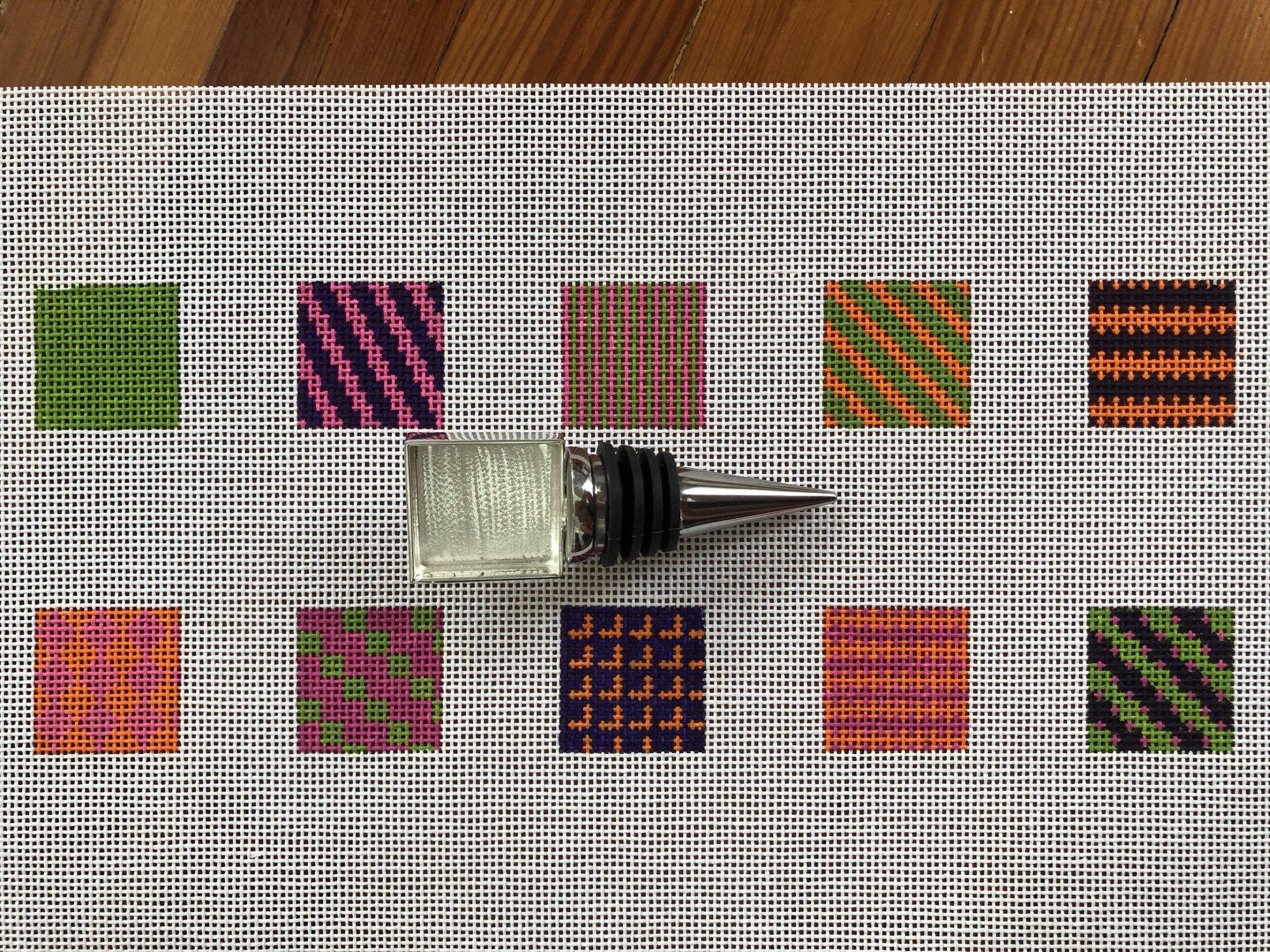 Square Panel Stitch Guide - Genius!