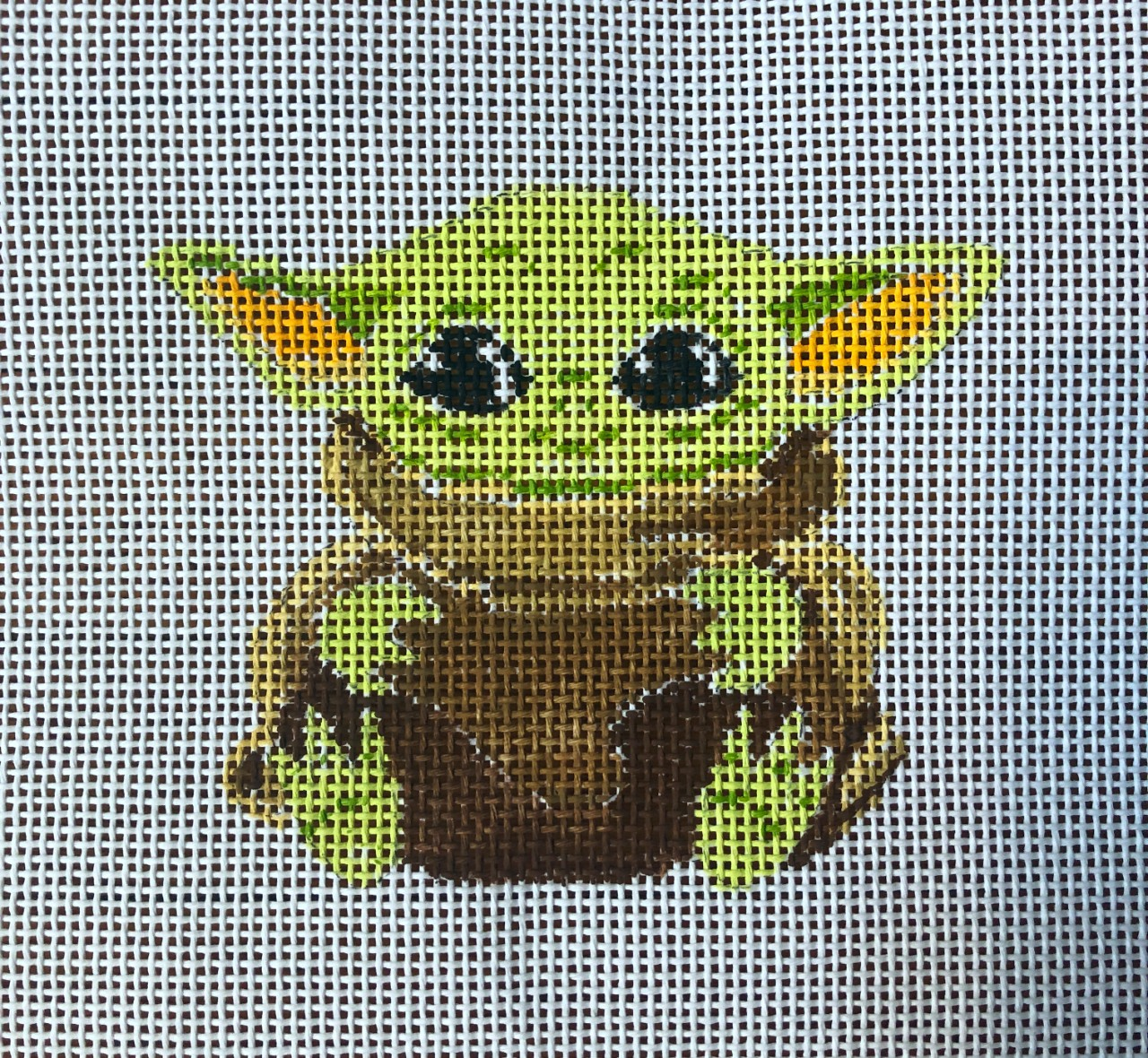 Baby Yoda by JJ Designs