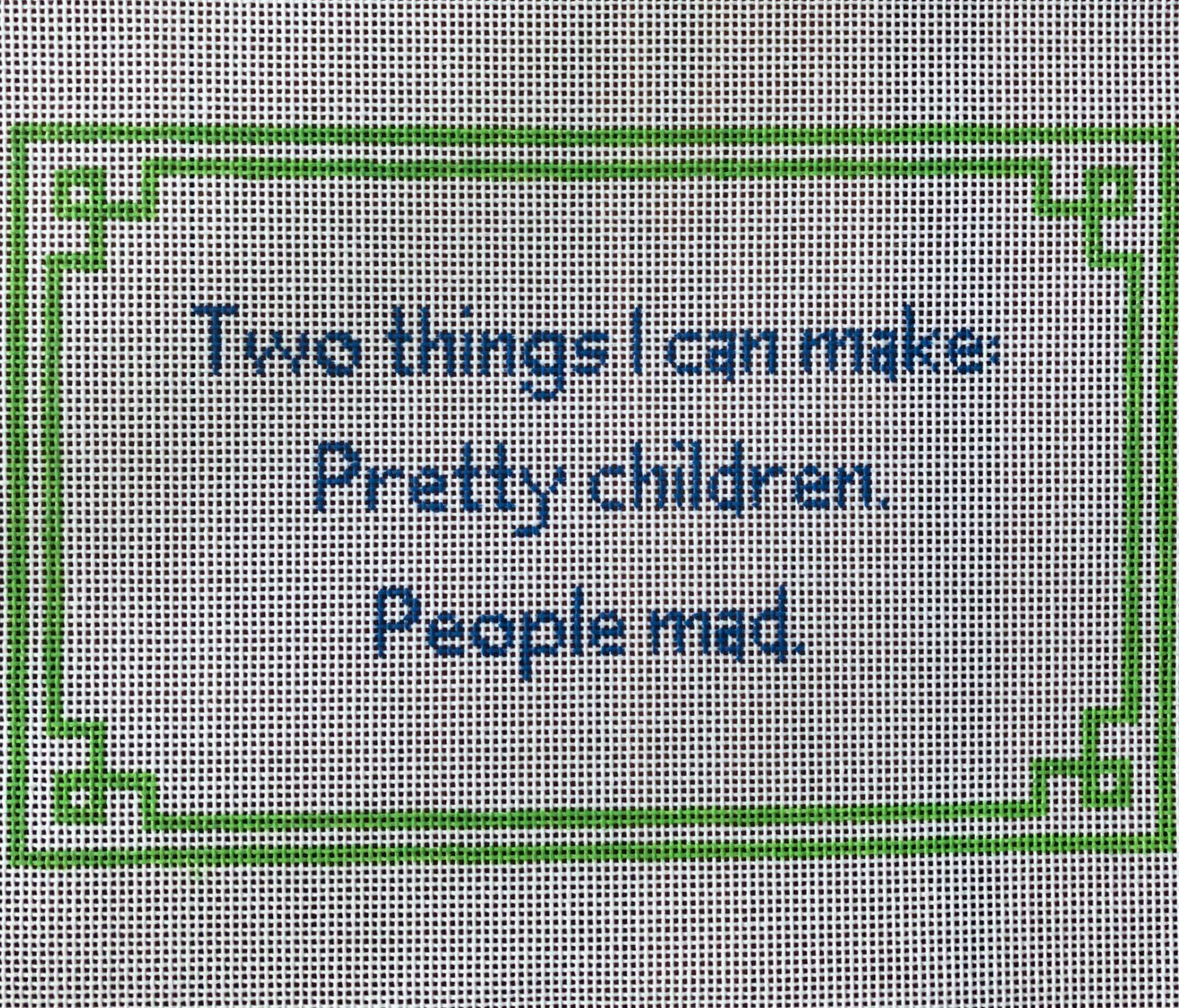 Jessica Tongel - Two Things I Can Make...