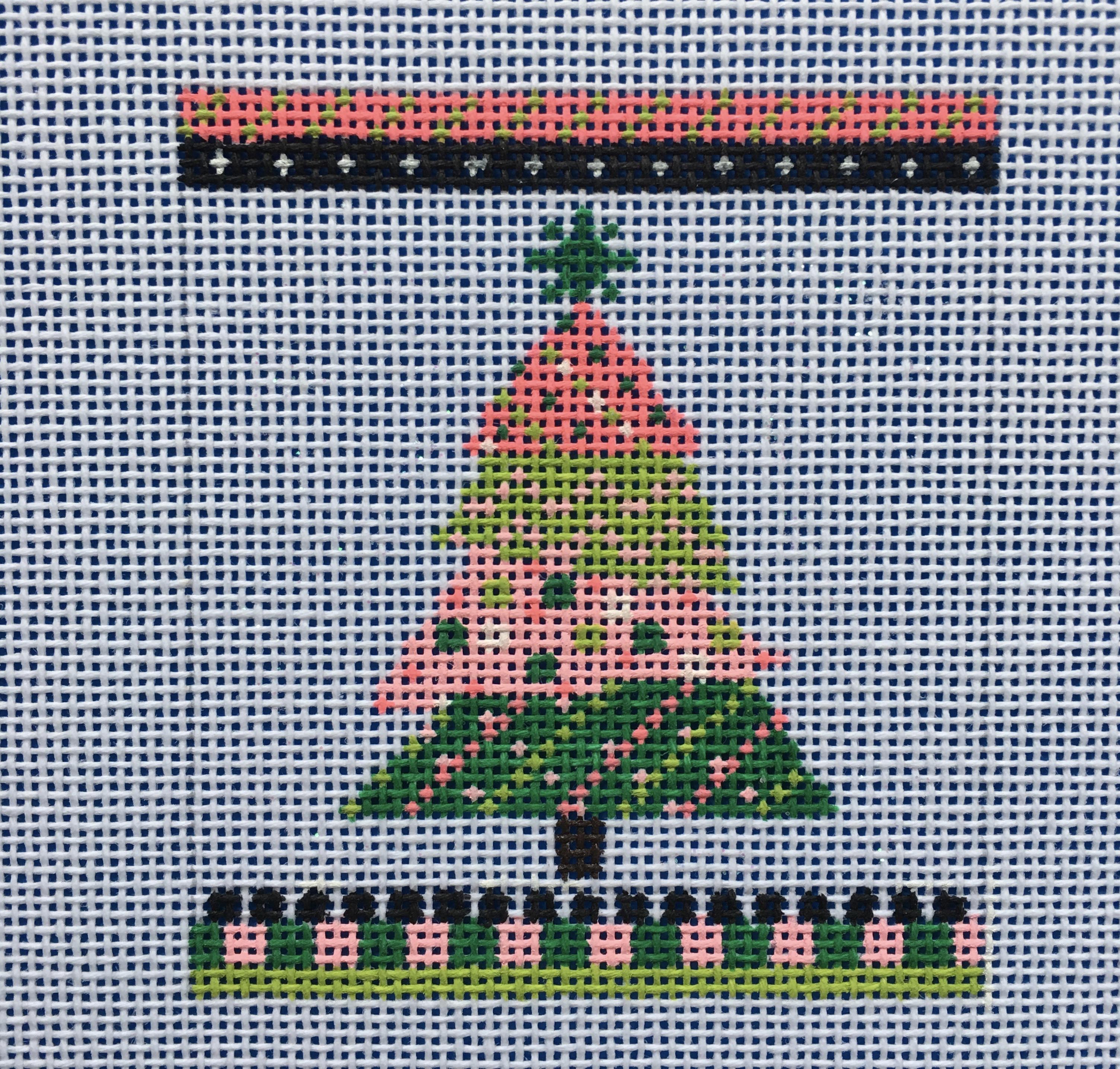 Preppy Christmas Tree