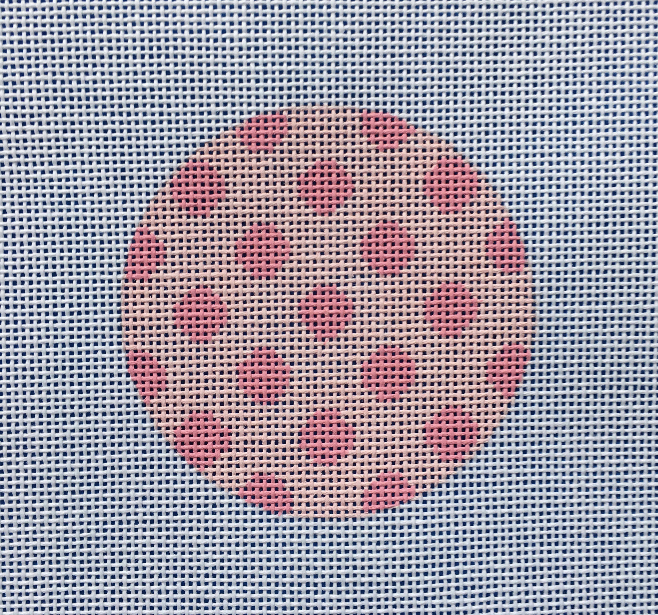 Kate Dickerson Pint Dot Round