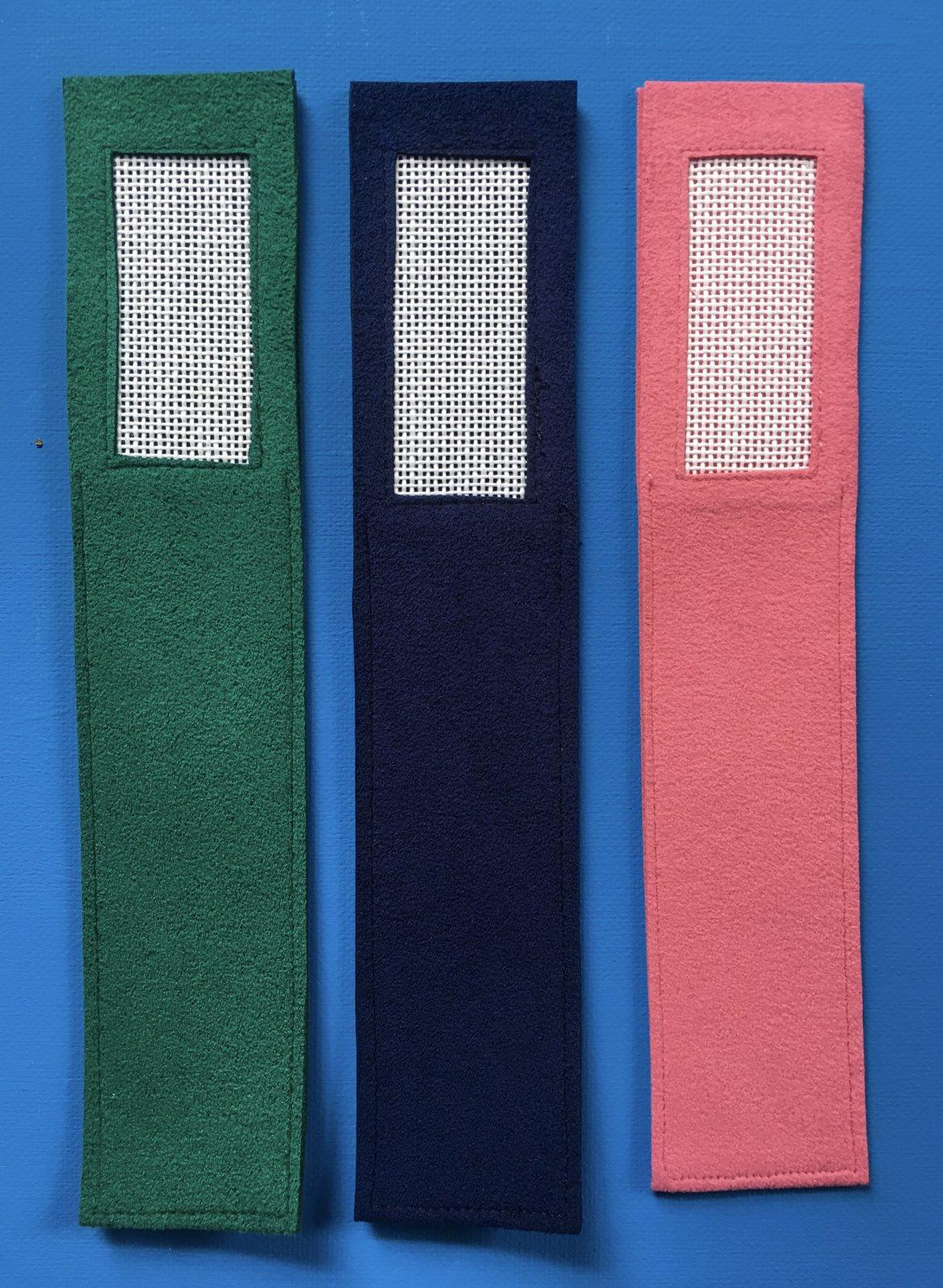 Bookmark - 18  mesh