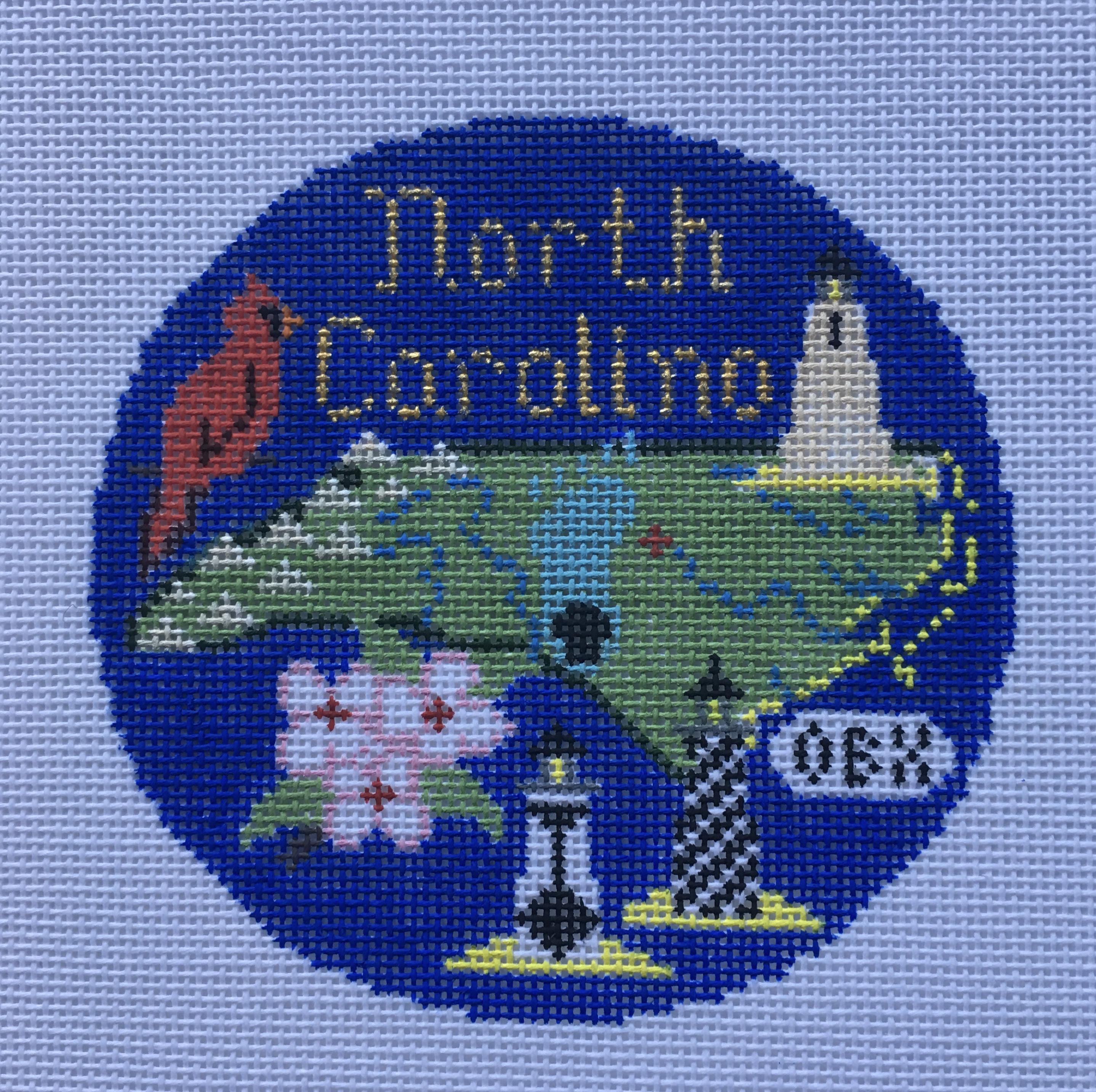 Travel Round - North Carolina by Silver Needle