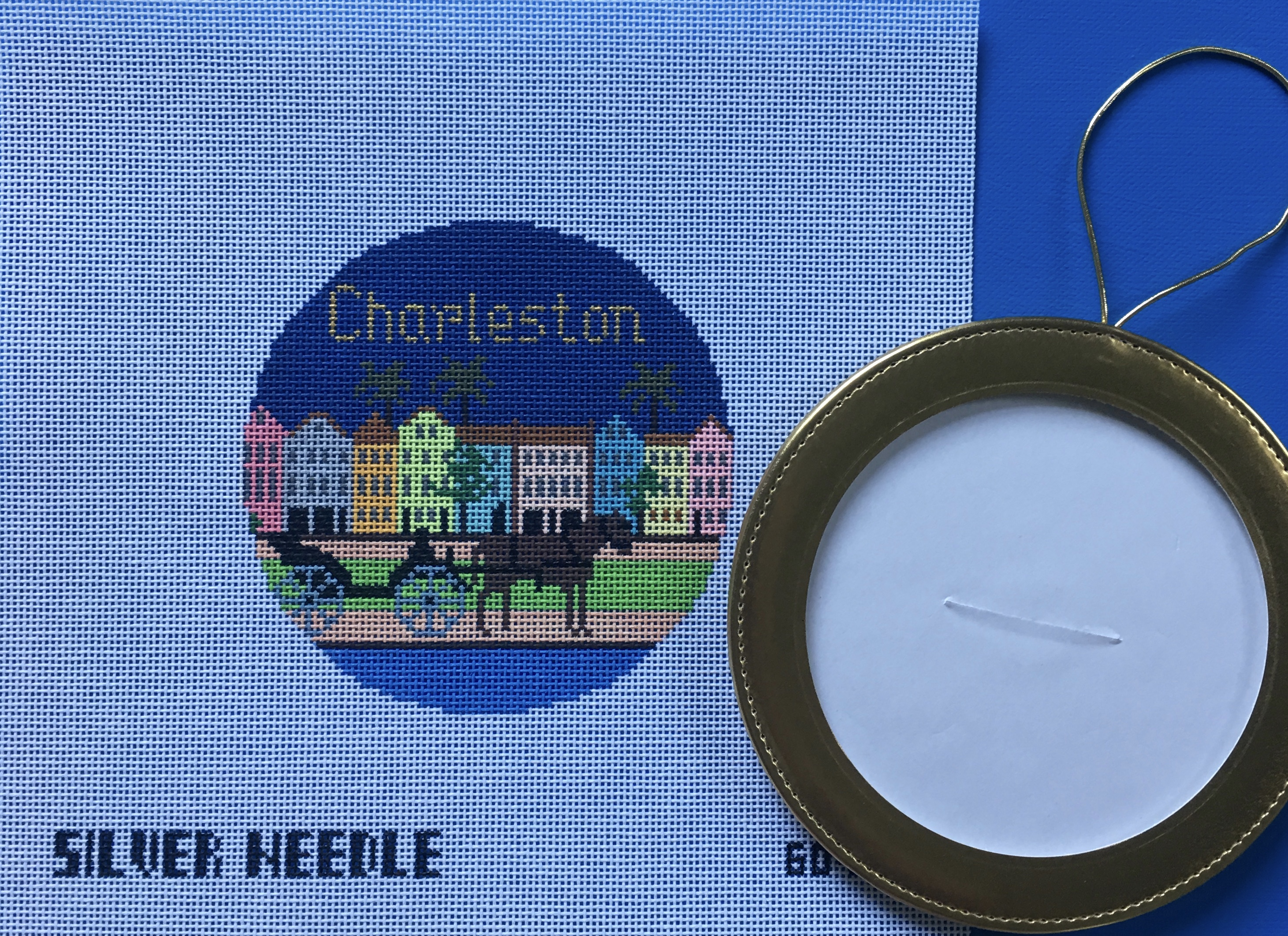Travel Round - Charleston by Silver Needle
