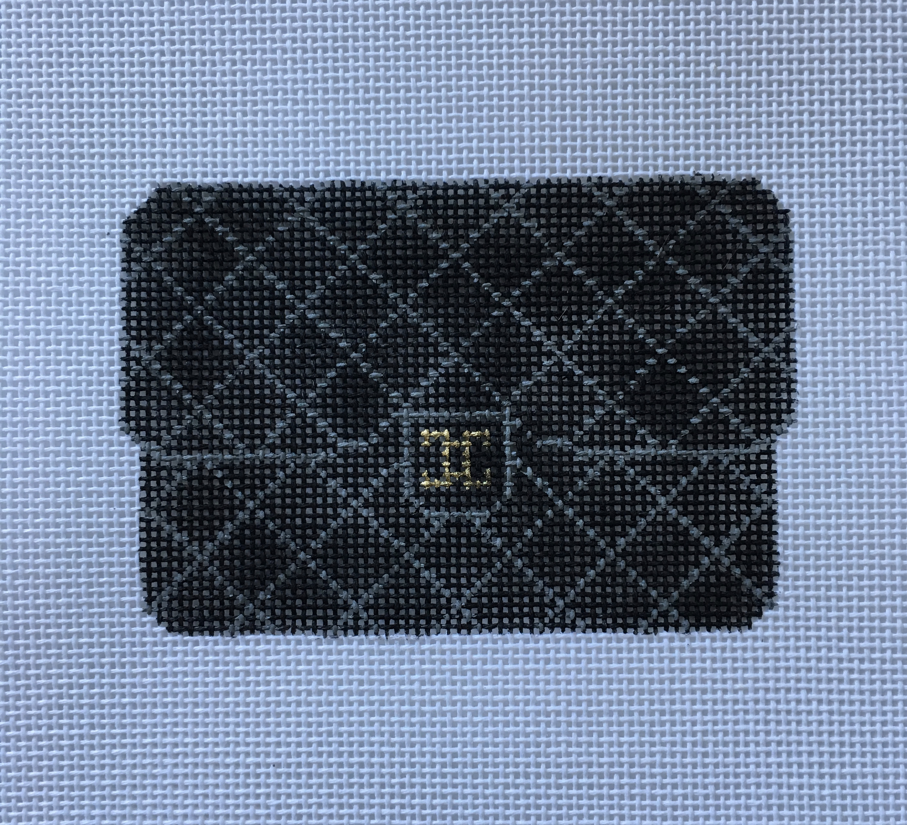 Mini Purse Ornament- Chanel inspired