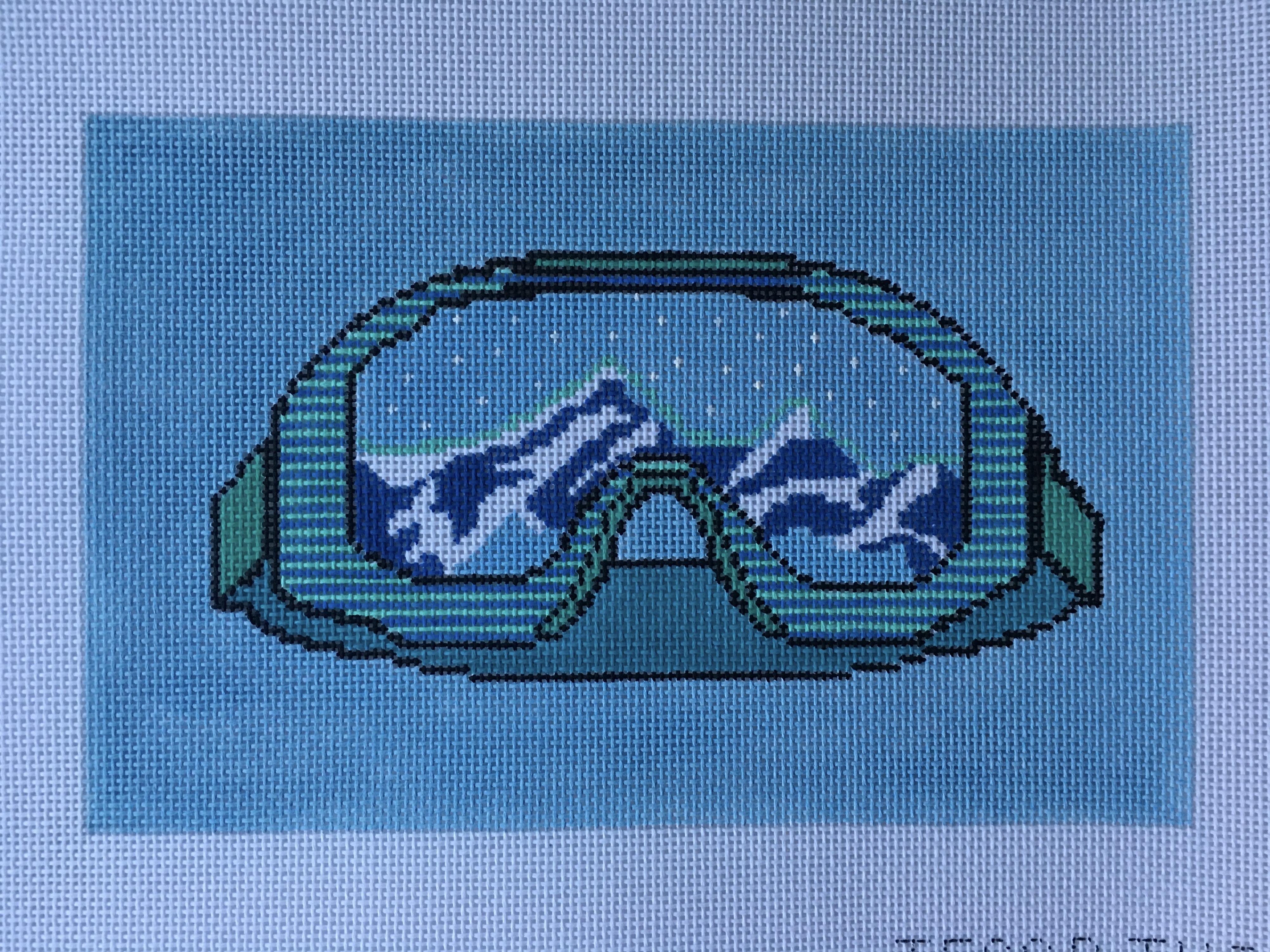 Ski Goggles/Mountain Sound