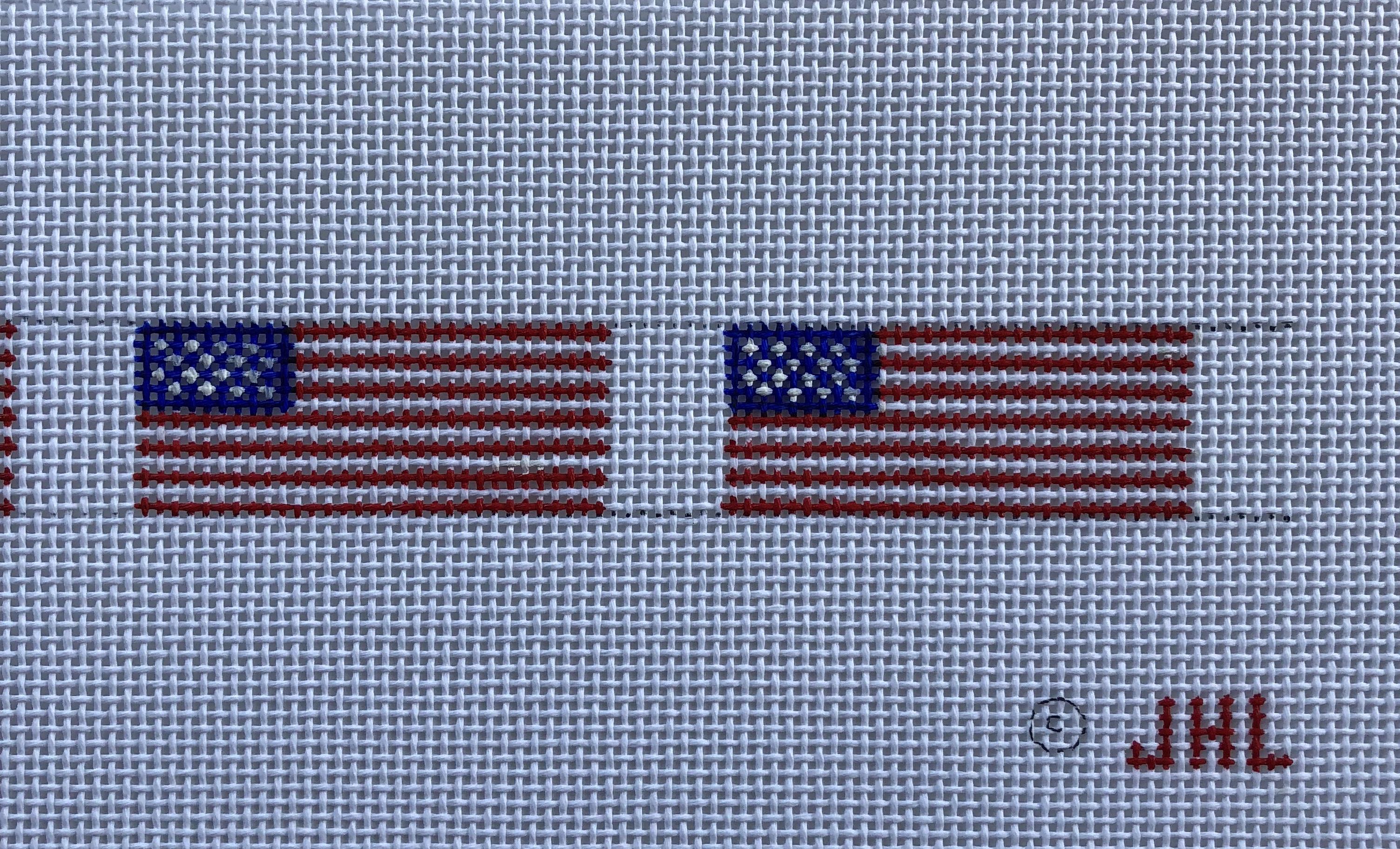 American Flag Belt