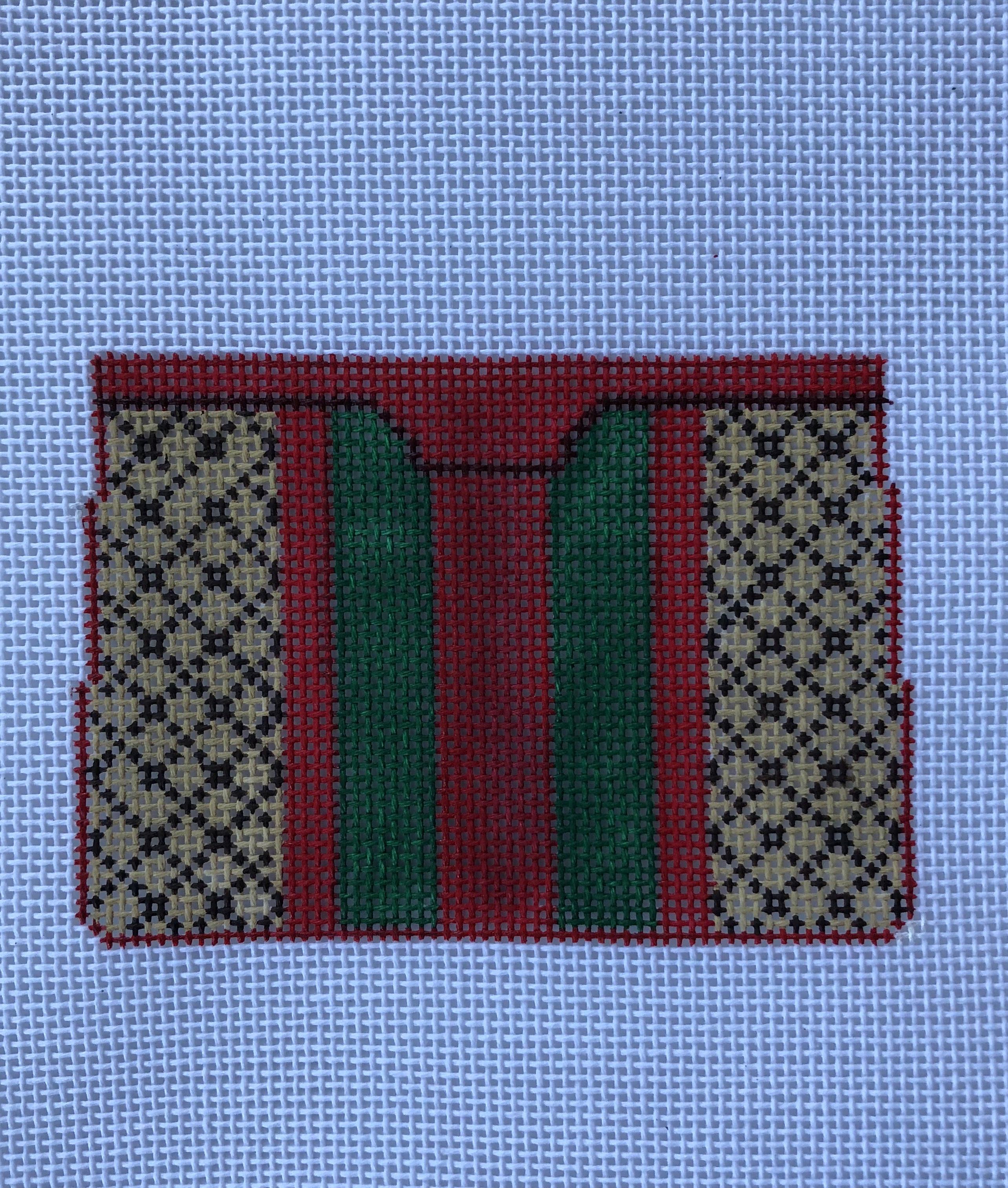 Mini Purse Ornament - Gucci Inspired