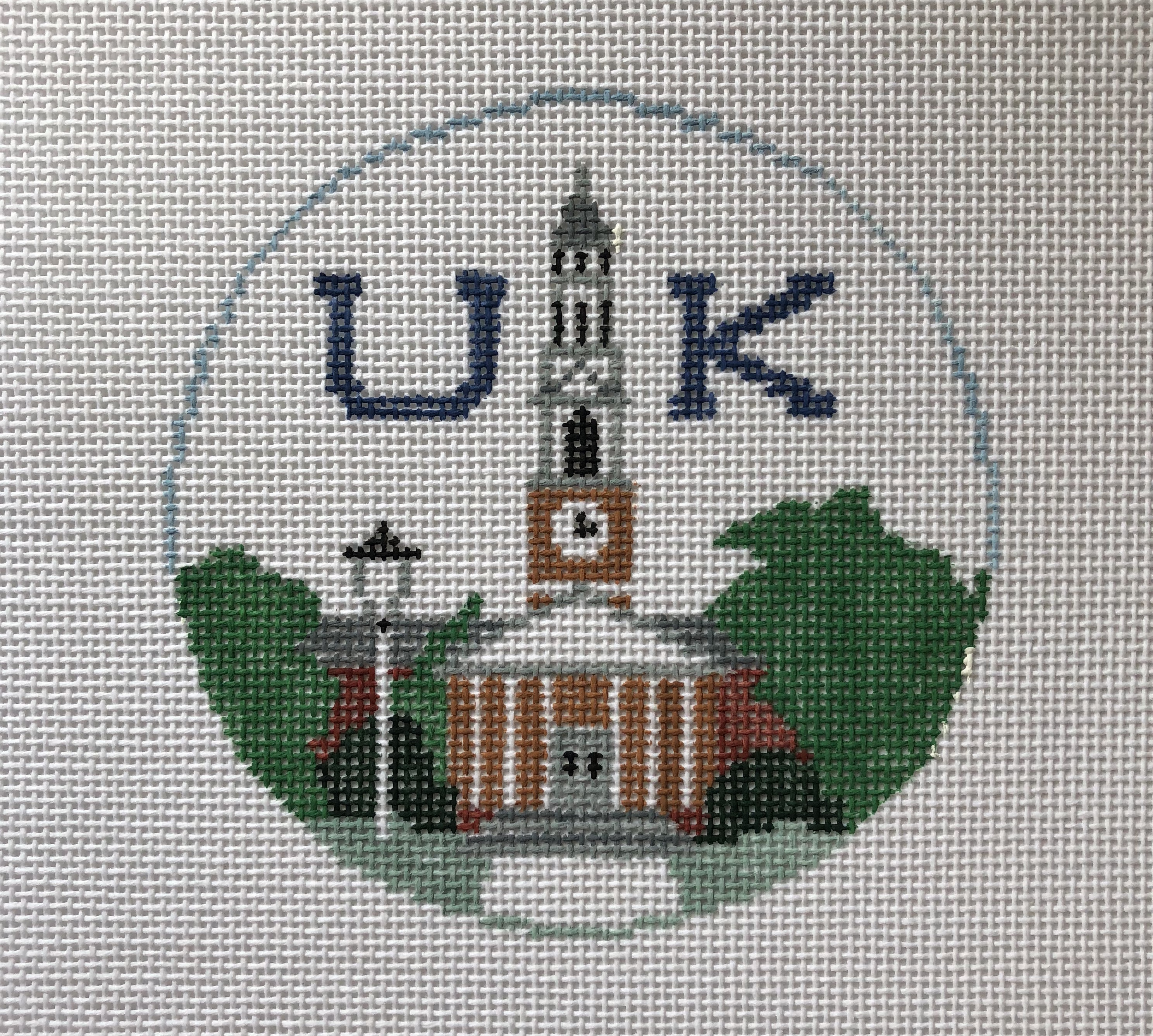 College Round - University of Kentucky