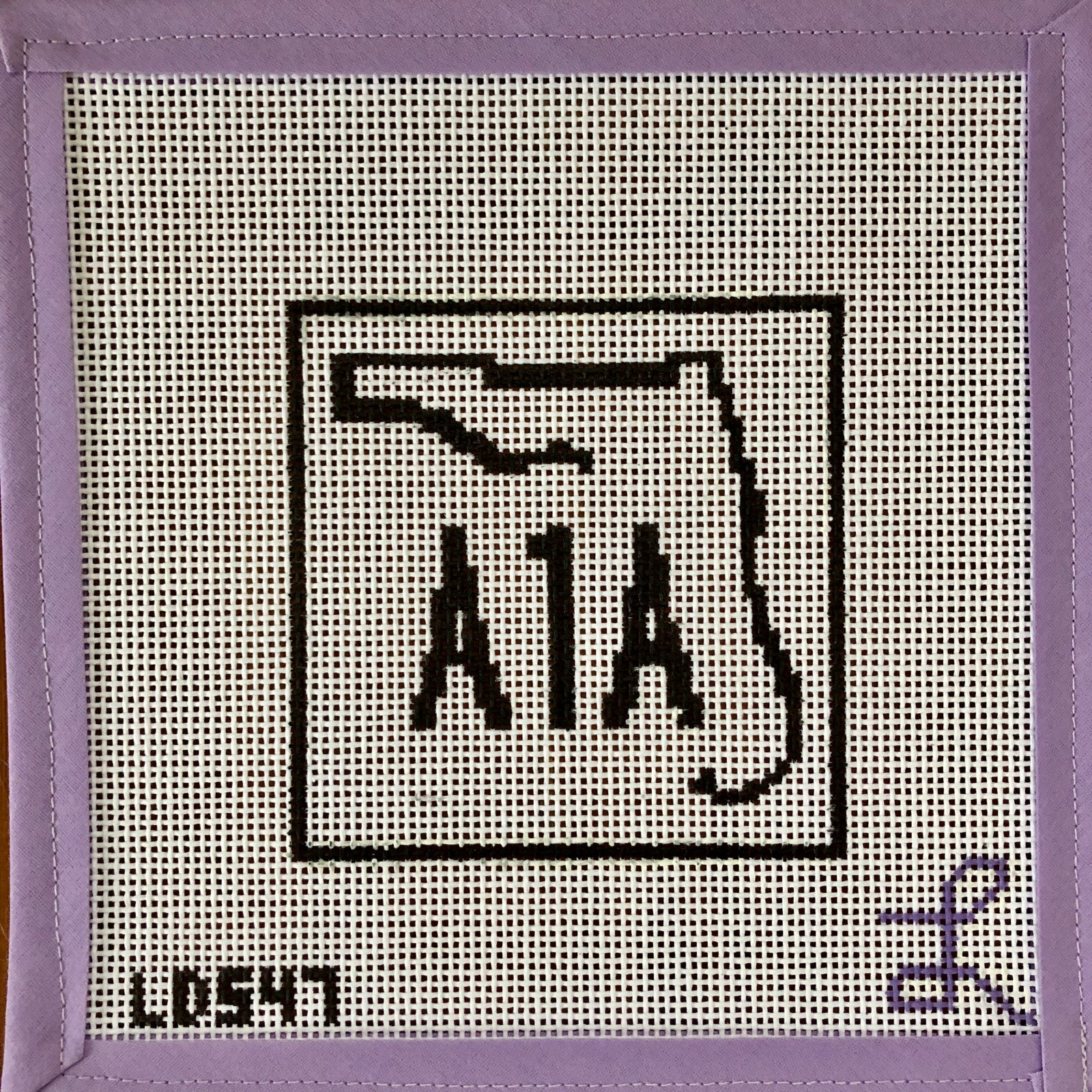 Florida A1A by Lycette
