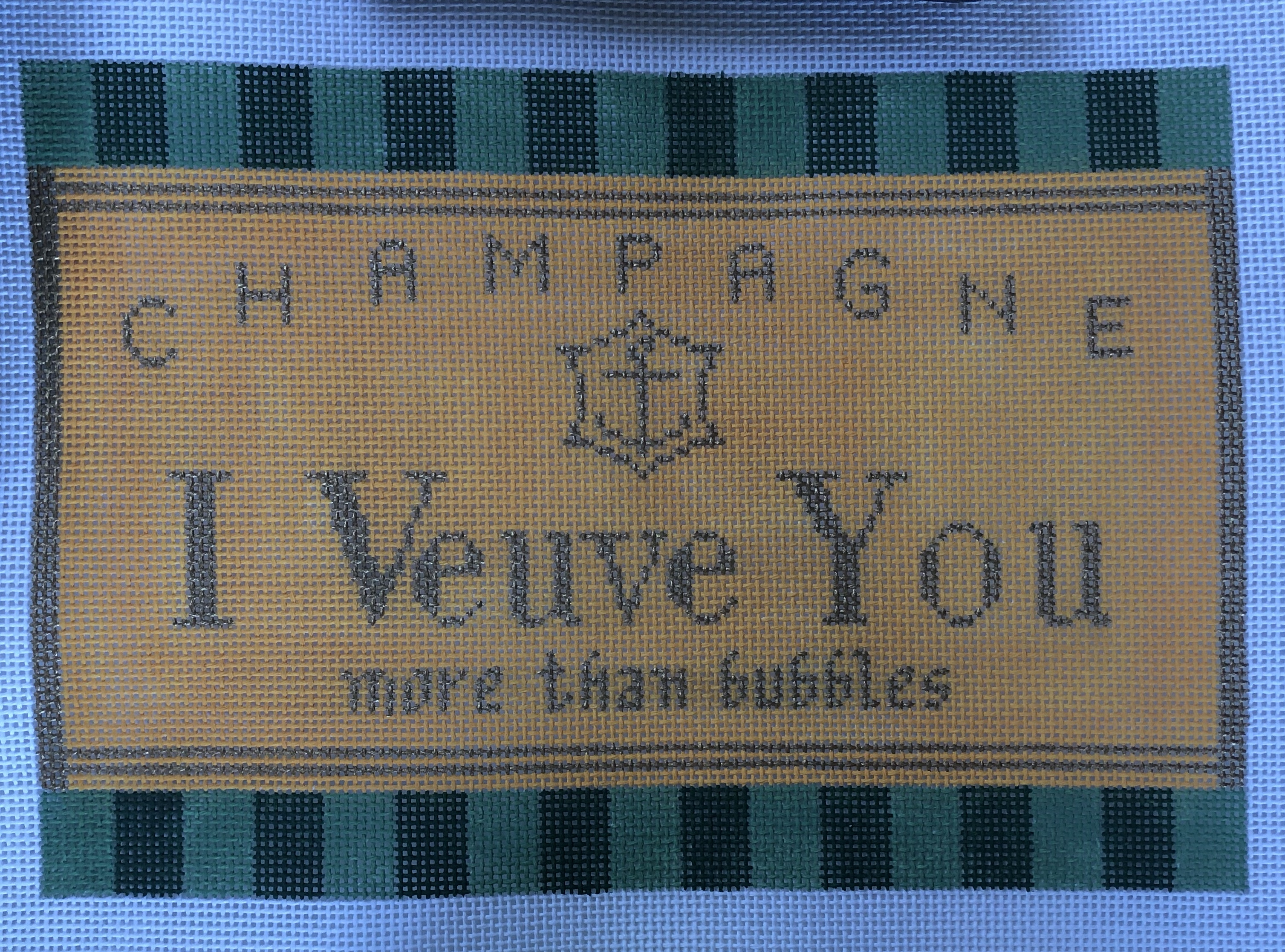 I Veuve You More than Bubbles by Thorn Alexander