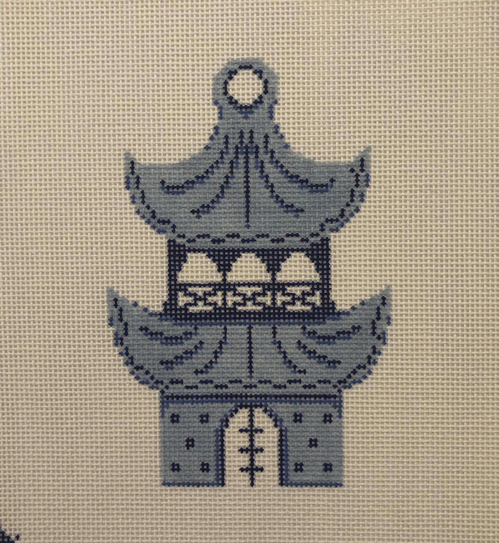 Plum Stitchery Pagoda