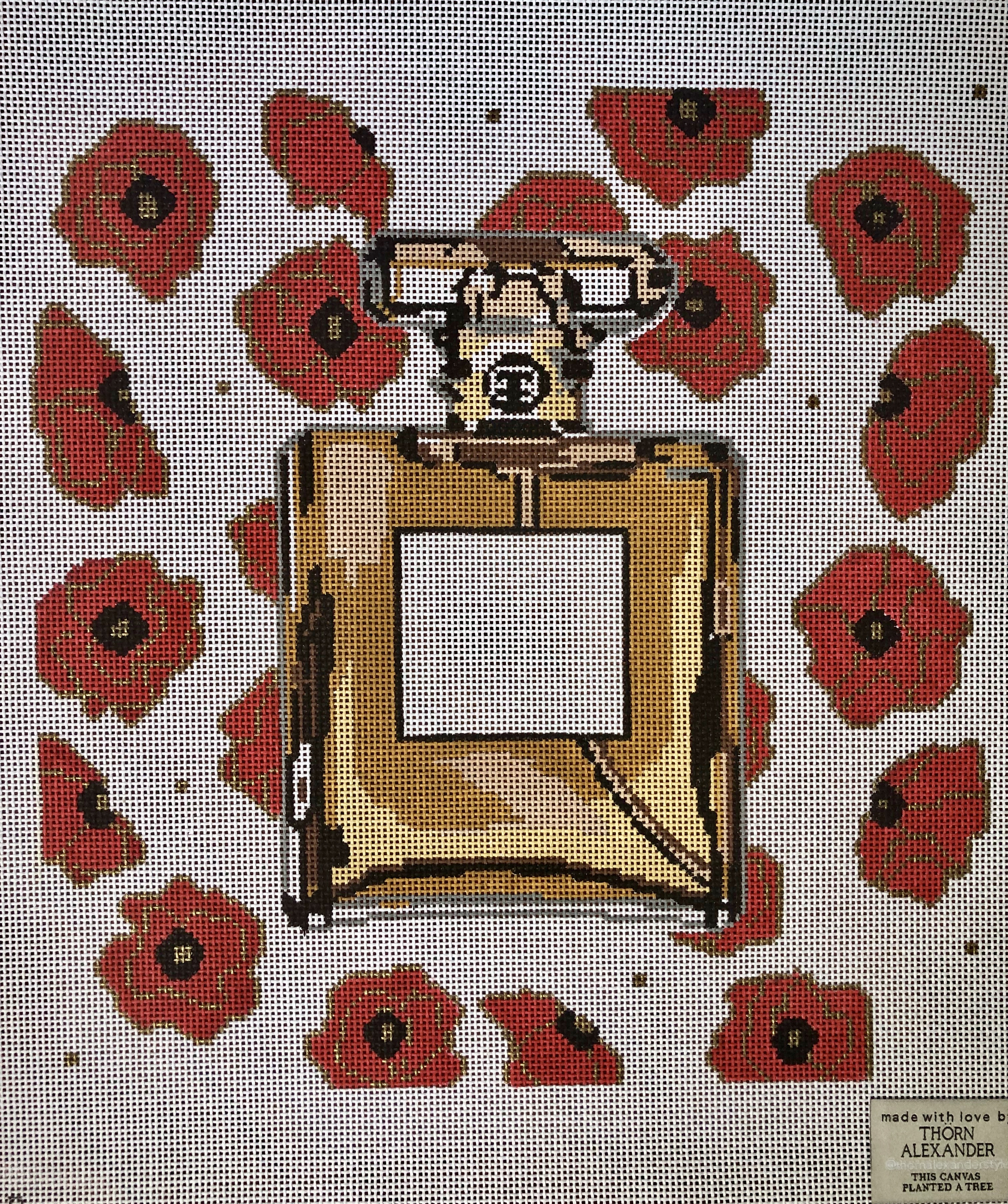 Thorn Alexander Poppy Perfume Bottle - Clean Version