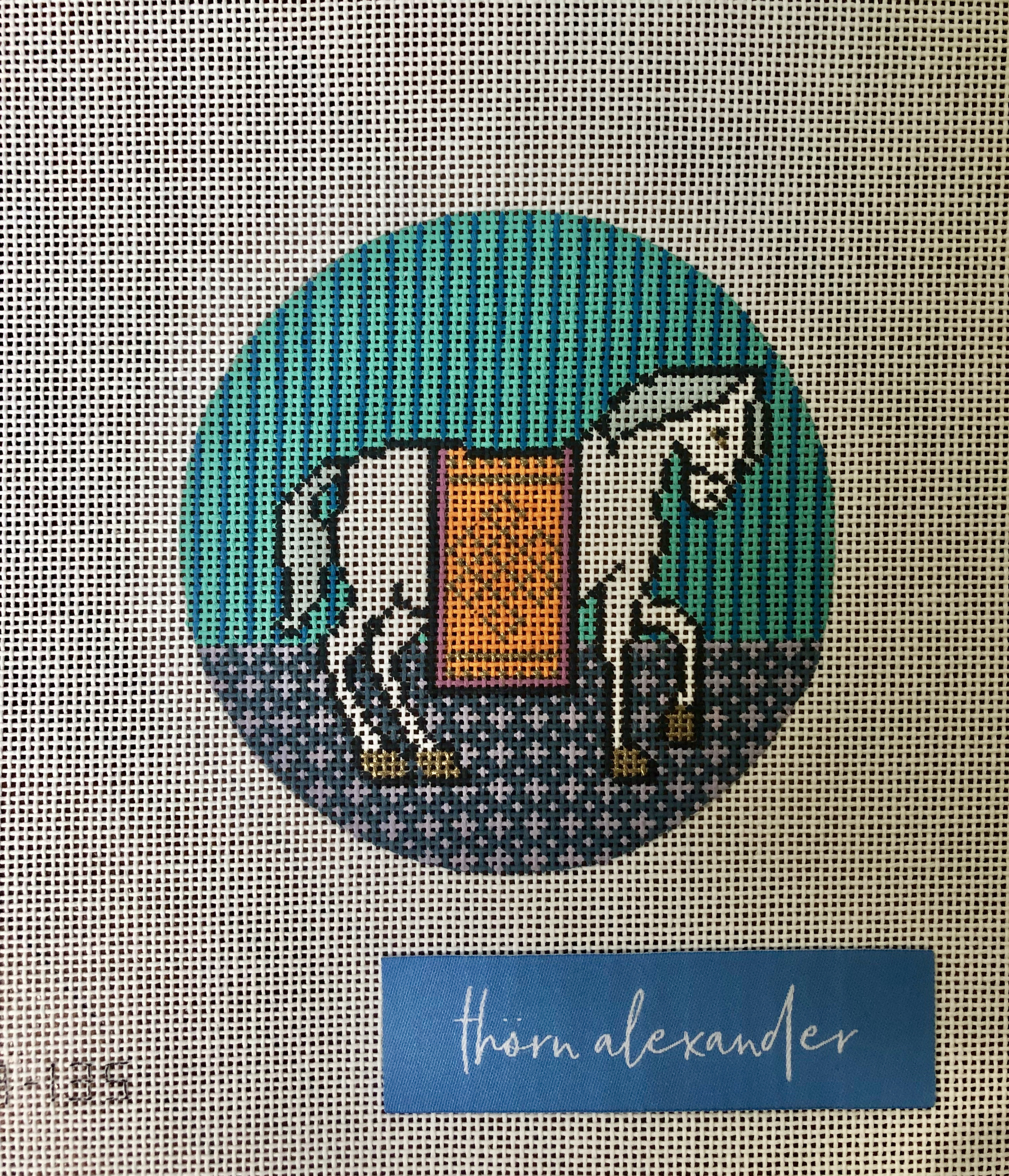 Thorn Alexander Hanne The Horse