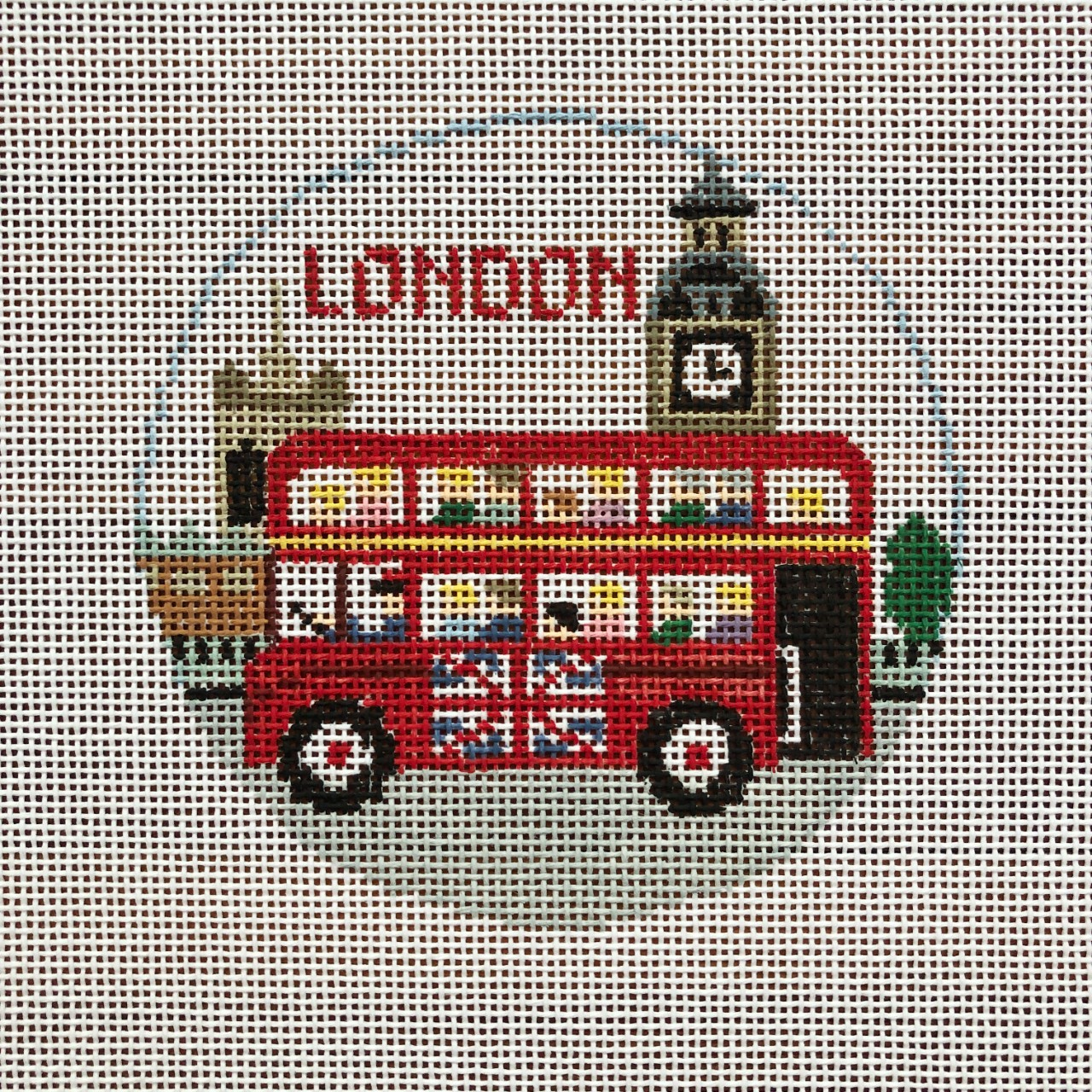 Kathy Schenkel London Round