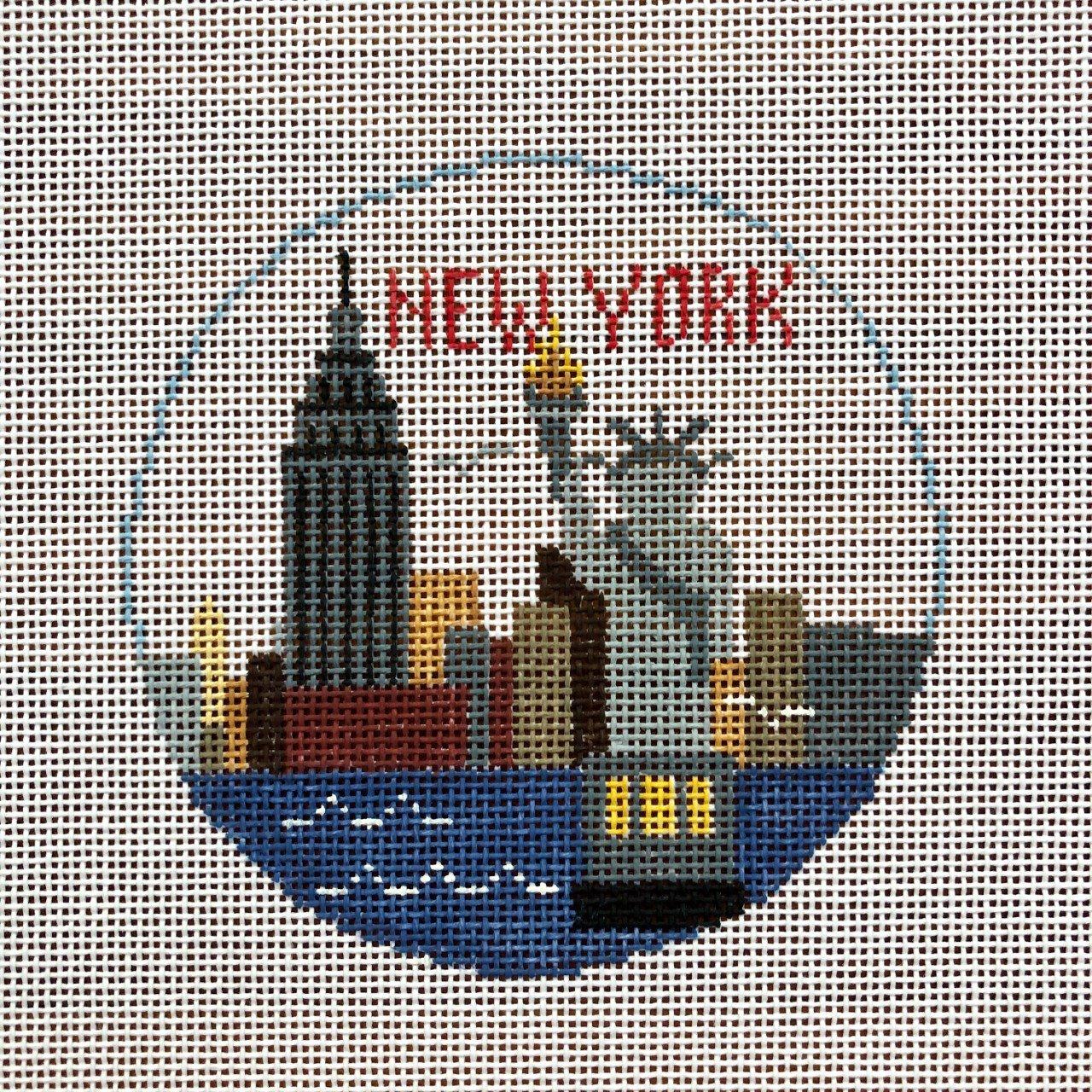 Kathy Schenkel New York Round