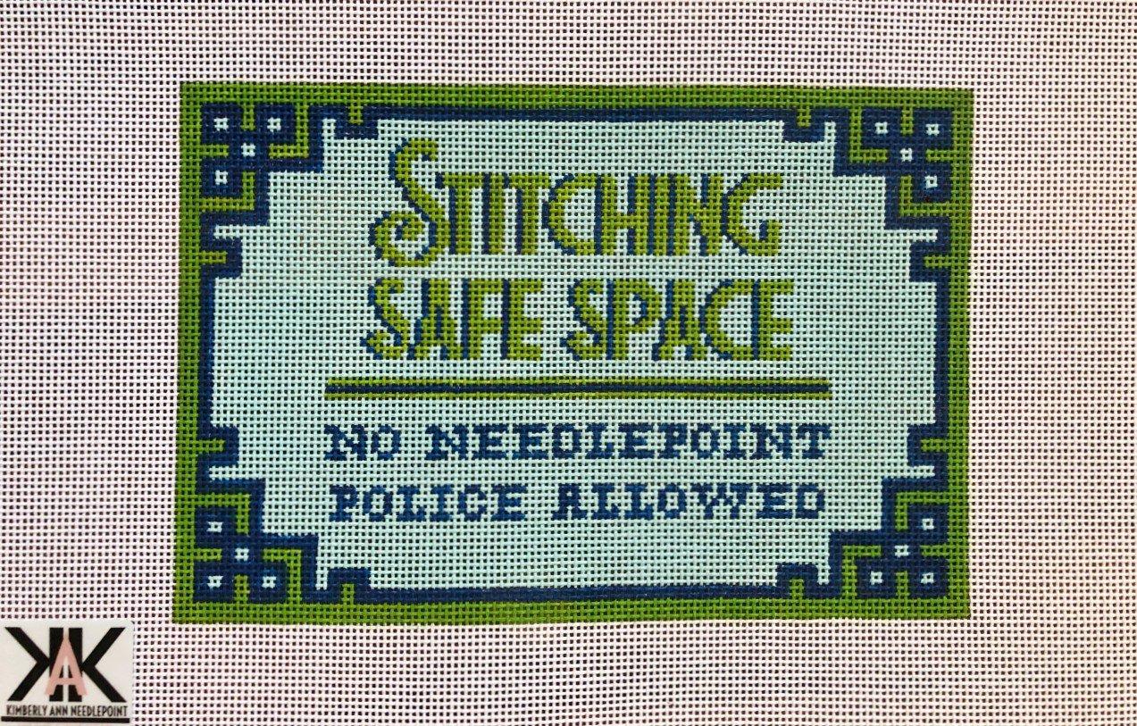 Kimberly Ann Stitching Safe Space