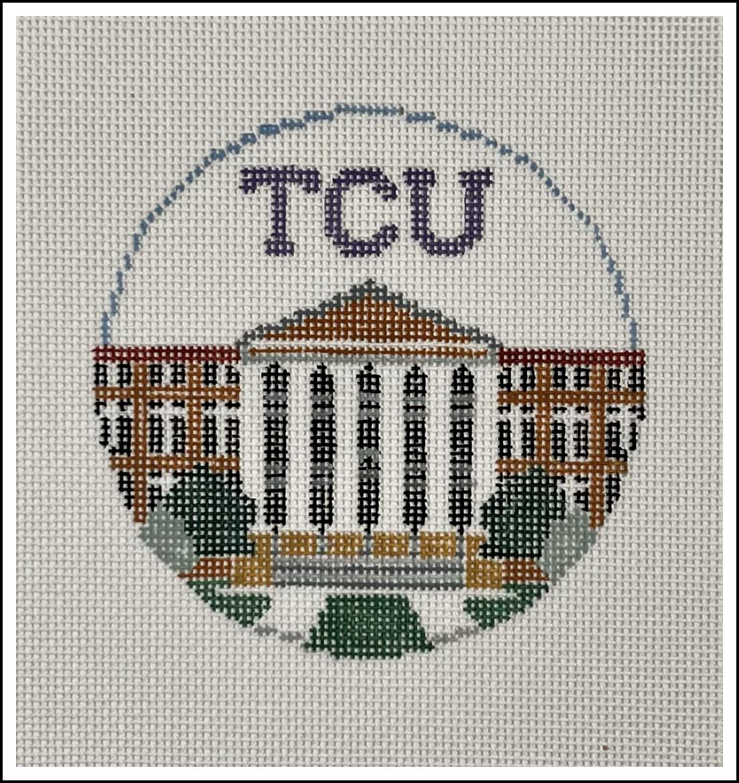College Round - TCU
