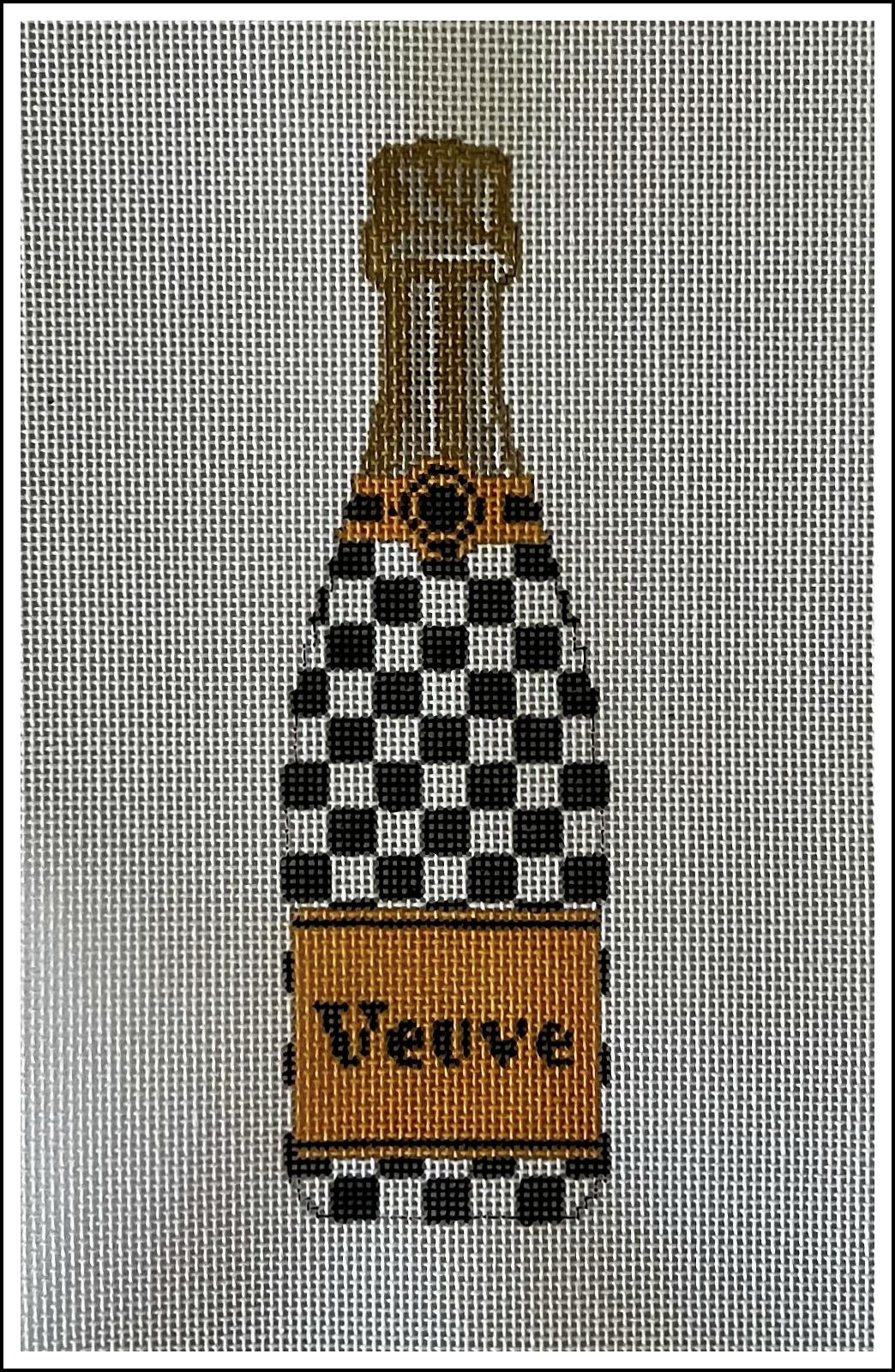 C'ate La Vie Veuve Bottle - Mackenzie Check