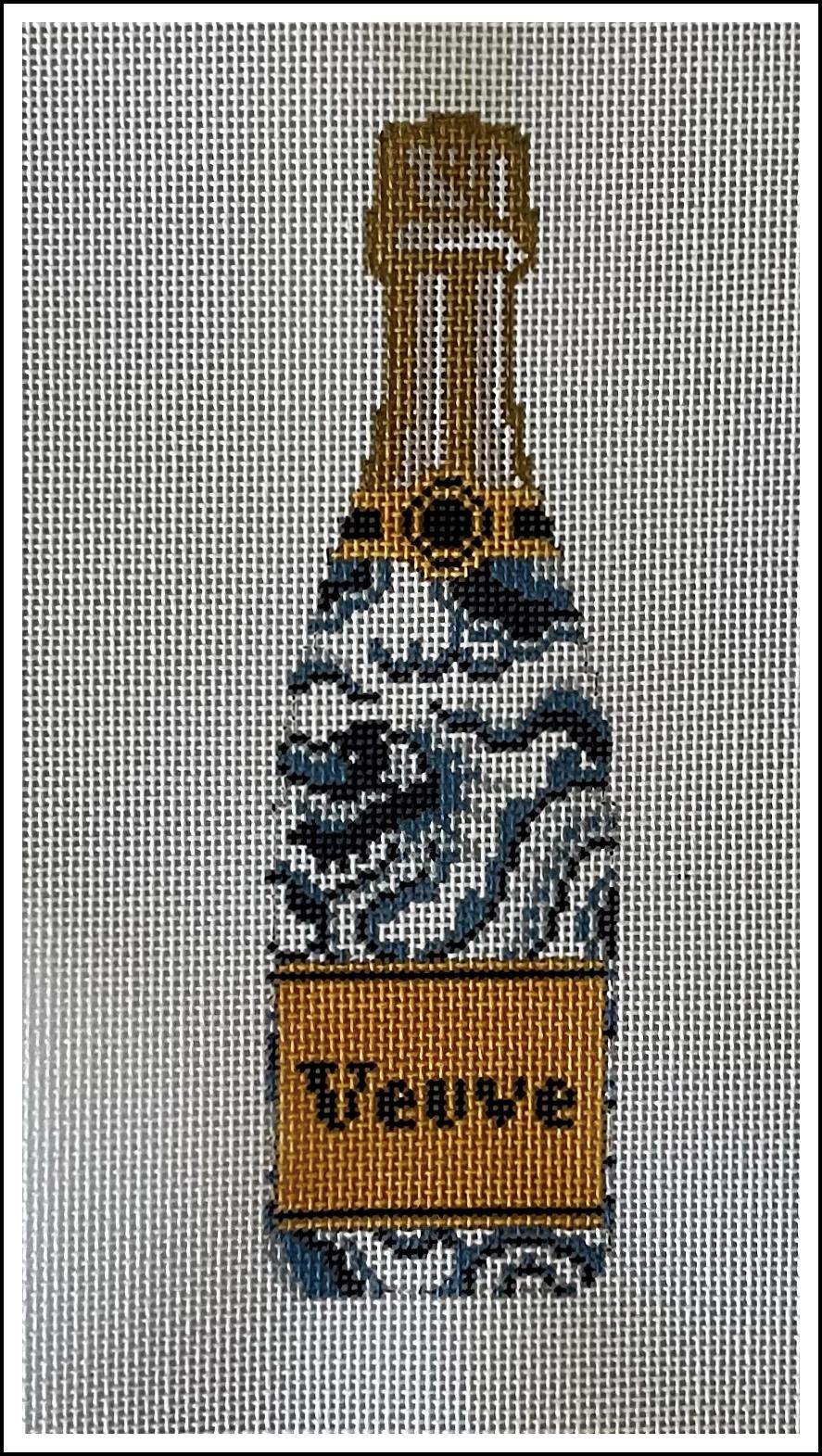 C'ate La Vie Veuve Bottle - Chinoiserie