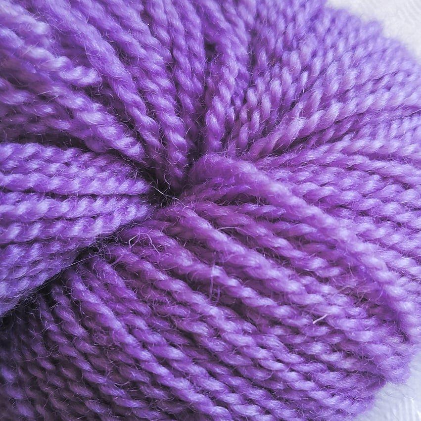 998 BFL Solid DK Very Violet