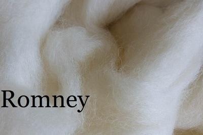 Romney Wool