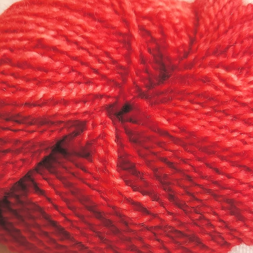 50 BFL Solid DK Hot Peppers